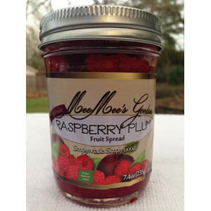 Raspberry Plum All-Fruit Spread