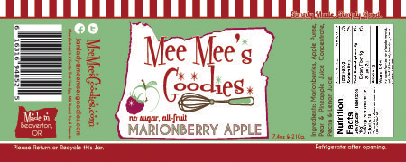 All-Fruit Marionberry Apple