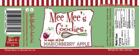 All-Fruit Marionberry Apple