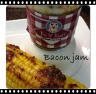 Bacon Jam on Corn