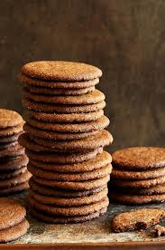 Bacon Fat Ginger Snaps Recipe